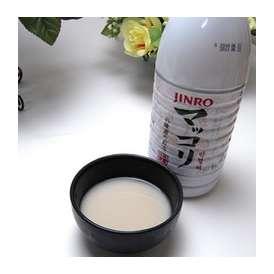 JINRO(眞露) マッコリ1000ml 【マッコリ】