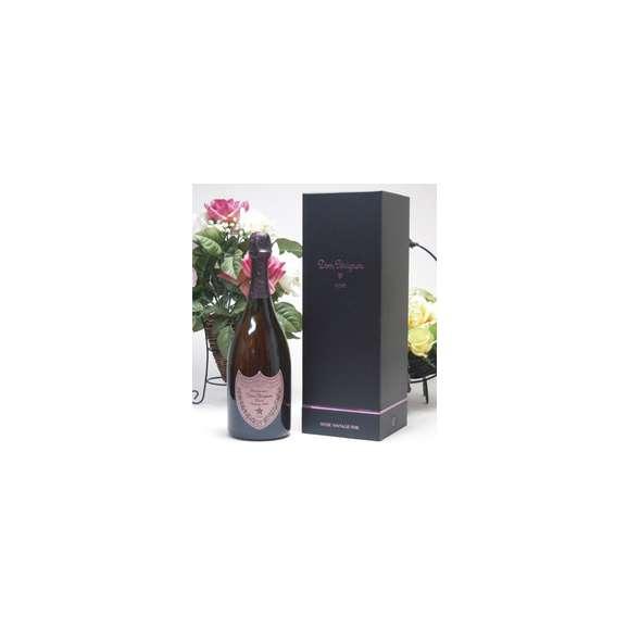 ドン ペリニヨン ロゼ750ml  [正規輸入品・箱付き]ピンクのドンペリ ピンドン 【ギフト高級ワイン】01