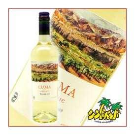 アルゼンチンワイン 【クマ・オーガニック・トロンテス】 750ml 白ワイン・ギフト、贈り物に!