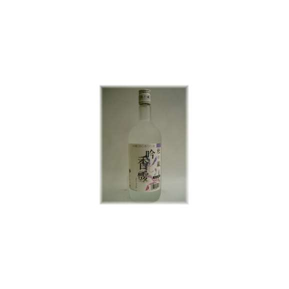 粕取焼酎は福岡が発祥の地!吟醸粕取焼酎杜の蔵「吟香露」720mlギフト、贈り物に!