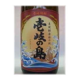 麦焼酎 壱岐の蔵酒造 壱岐の島 1800ml ギフト、贈り物に!