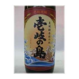 麦焼酎 壱岐の蔵酒造 「壱岐の島900ml」 ギフト、贈り物に!