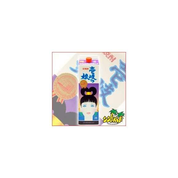麦焼酎 壱岐の蔵酒造 【壱岐っ娘1800mlパック】 ギフト、贈り物に!01
