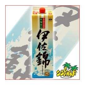 地元でも絶大な人気を誇る芋焼酎 大口酒造 【伊佐錦】 1800mlパック ギフト、贈り物に!