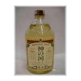大人気商品 麦焼酎 薩摩酒造 「神の河720ml」 ギフト、贈り物に!