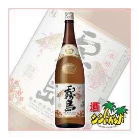 霧島酒造 【白霧島】 (しろきりしま)25度 1800ml瓶 芋焼酎 ギフト、贈り物に!