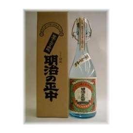 明治時代の製法を再現した芋焼酎 薩摩酒造 明治の正中 720ml ギフト、贈り物に!