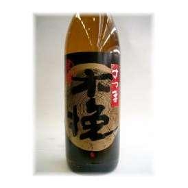 【鹿児島県】 店長・中村も迷ったときは つい買ってしまう芋焼酎! 雲海酒造出水蔵 さつま木挽・黒 900ml瓶 ギフト、贈り物に!