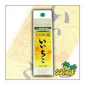 【大分県】 麦焼酎 三和酒類 【いいちこ】 25度1800mlパック ギフト、贈り物に!