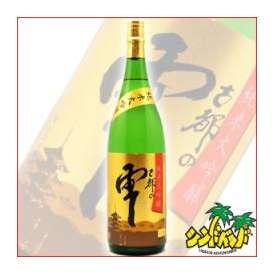 鶴正酒造「古都の雫・純米大吟醸」1800ml瓶 日本酒・清酒