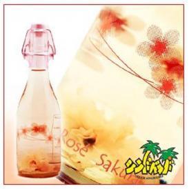 白百合醸造 「ロゼサクラ」 6度375ml ロゼワイン:甘味果実酒 ギフト、贈り物に!