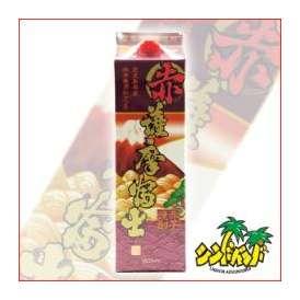 【鹿児島県】 濱田酒造 【赤 薩摩富士】 1800m 焼酎ファンなら一度は 飲んでおきたい逸品です ギフト、贈り物に!
