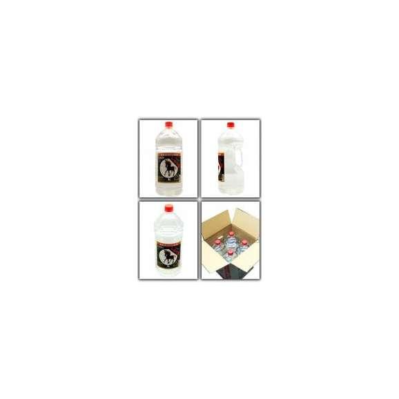 「送料無料」 麦焼酎 「ひむかの くろうま」 25度4000mlペット 【4本セット】  宮崎県 神楽酒造02