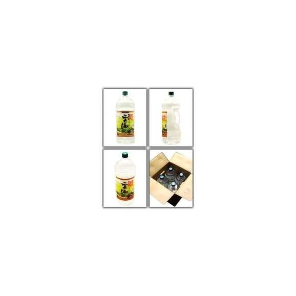 そば焼酎 「雲海」 25度4000mlペット 【4本セット】 【送料込】 宮崎県 雲海酒造02