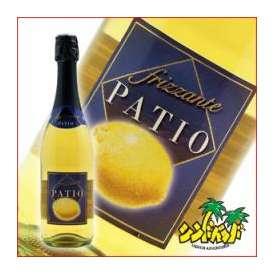 「ドネリ パティオ レモン」 フルーツフレーバーワイン・甘口 750ml スパークリング フリッツァンテ