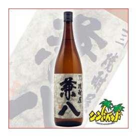 四ツ谷酒造 「兼八」 (かねはち) 25度1800ml 麦焼酎 「大分県」 ギフト、贈り物に!