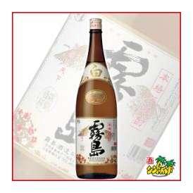 霧島酒造 「白霧島」 (しろきりしま) 20度1800ml瓶 芋焼酎 ギフト、贈り物に!
