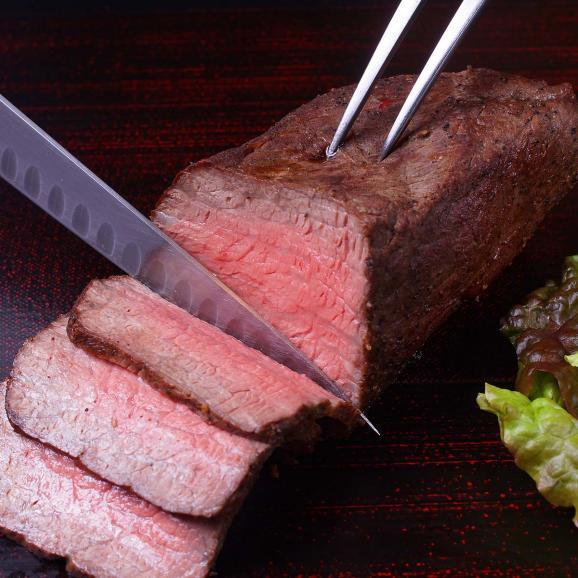 【送料無料】山形牛自家製ローストビーフ(400g)[和食鉄板 銀座 …