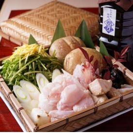 和食鉄板 銀座朔月 の自宅で簡単あんこう鍋キッド 料理長のレシピ手順動画付き!