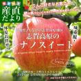 送料無料 長野県より産地直送 JAながの 志賀高原のシナノスイート ご家庭用 約5キロ(14から18玉) リンゴ 林檎