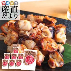 北海道から発送 北海道産 いかなんこつ 炙り焼き 800g(100g×8P)烏賊 道南冷蔵 いか軟骨 いかなんこつ