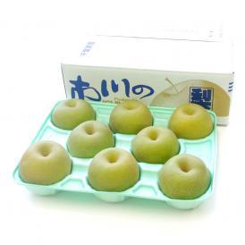 【予約商品】 送料無料 千葉県産 柏井の特秀梨(幸水)約3キロ(8玉から12玉)  梨 なし 和梨