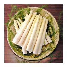 会津産 生鮮ホワイトアスパラガス1kg箱