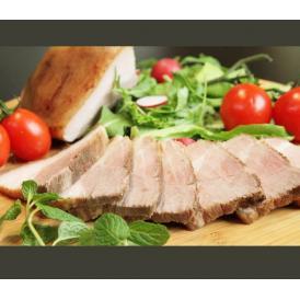 こだわりの真空調理 超熟みやざきジビエ『天然猪肉ロースト』