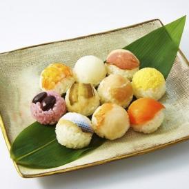 銀座割烹 里仙「てまり寿司詰合せ」(10個×3パック)