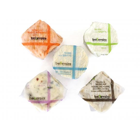 Beillevaire バター5種類セット01
