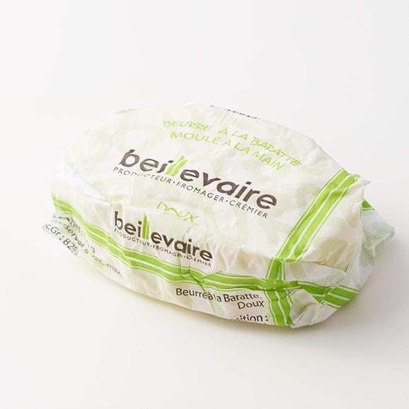 Beillevaire(ベイユヴェール)無塩バター(Doux)01