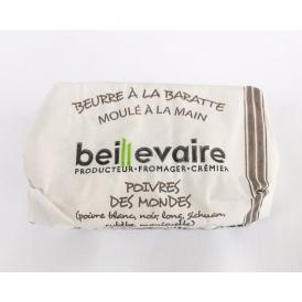 Beillevaire(ベイユヴェール)スパイスバター(poivres des mondes)125g