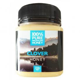 ニュージーランド産クローバー蜂蜜 クリームハニー 250g