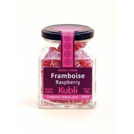 KUBLI フレンチキャンディー Framboise(フランボワーズ、ラズベリー)
