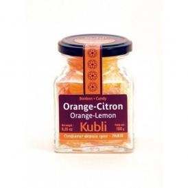 KUBLI フレンチキャンディー Orange Citron(オレンジ&レモン)