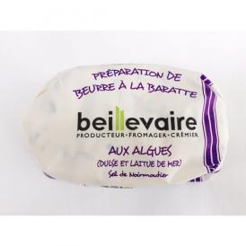 Beillevaire(ベイユヴェール)海藻バター(aux algues)125g