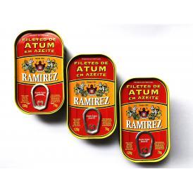 ポルトガルのカツオとオリーブオイルを使ったプレミアムなツナ缶