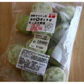米粉でつくった さの○ぎょうざ たっぷり野菜 【500g】