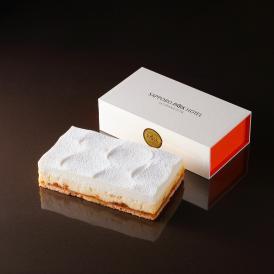 ◆お取り寄せスイーツ◆【ダブルチーズケーキ】 オレンジ ハーフサイズ
