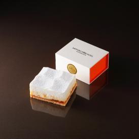 ◆お取り寄せスイーツ◆【ダブルチーズケーキ】 オレンジ クォーターサイズ