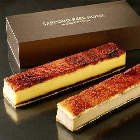 可能な限り北海道の食材を使用した新食感のスイーツです。