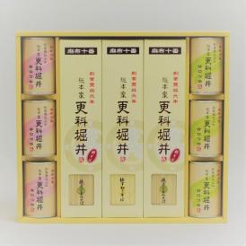 柚子そば・新そば詰合せ 6箱6缶セット
