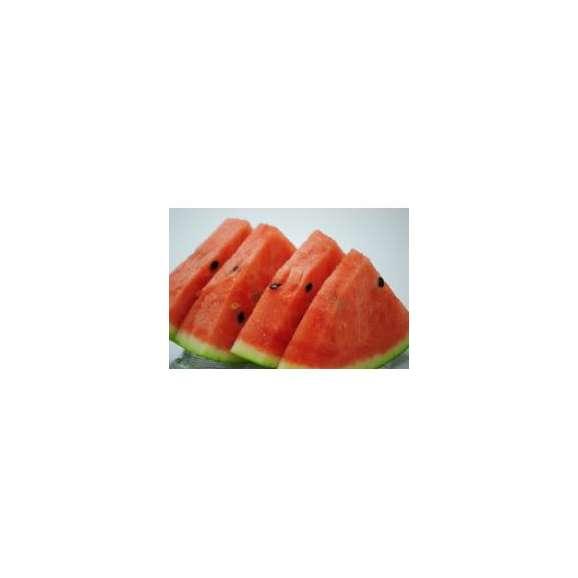 山形県産 尾花沢スイカ 1玉(約7~8kg) 贈答用特秀品02
