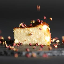 本格中華×バスクチーズケーキ