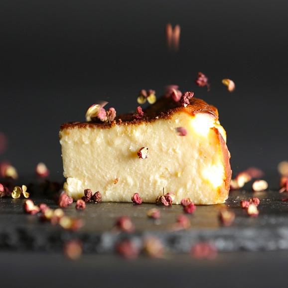 エスサワダ 式 山椒香るバスクチーズケーキ 01