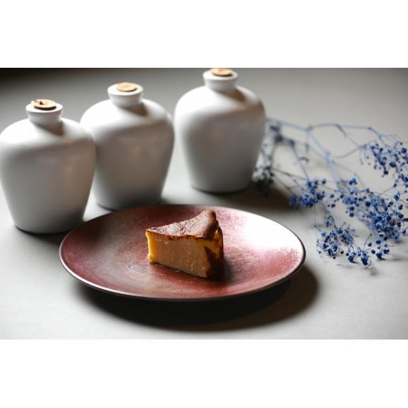 エスサワダ 式 山椒香るバスクチーズケーキ 03