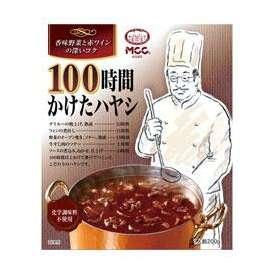 【MCC】100時間かけたハヤシ 1食(200g)  (エムシーシー食品)【レトルト食品】【jo_62】【】