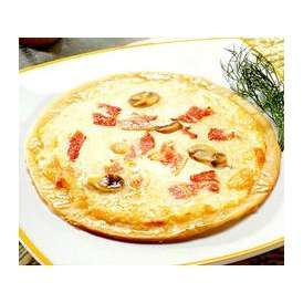 【MCC】 業務用  ミラノ風 カルボナーラピッツァ(8インチ) 1枚(170g) (エムシーシー食品) 【冷凍食品】【ピザ pizza カルボナーラ】【re_26】【】
