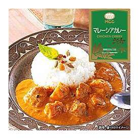 【MCC】業務用 マレーシアカレー 1食(200g)  (エムシーシー食品) 【世界のカレーシリーズ】  【レトルト食品】【jo_62】【】