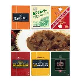 【Miyajima】 業務用  カレーお試しセット 6食セット (迷ったらまずはコレ!)【jo_62】【】